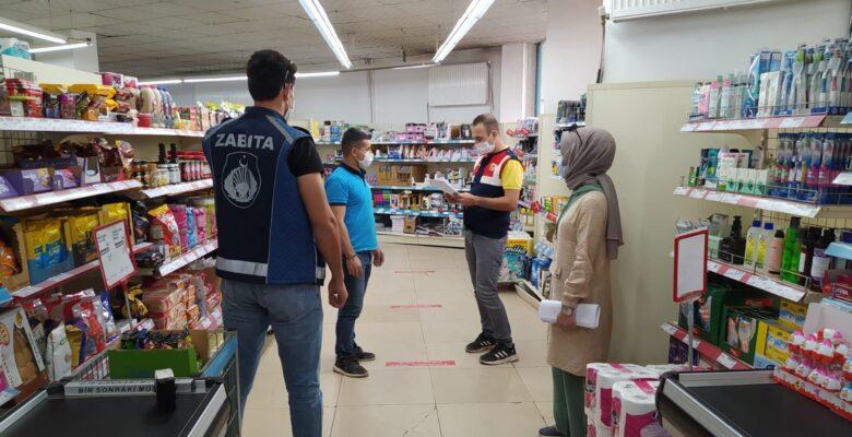 Ağrı'da 9 günde 64 kişiye 201 bin 600 lira para cezası kesildi