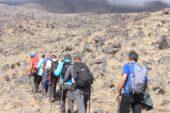 SERKA 3'üncü kez Ağrı Dağı'nın zirvesinde
