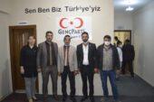 Genç Parti Ağrı il başkanlığının açılışı yapıldı.