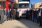 Ağrı'dan İzmir'e kardeşlik eli