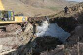 Diyadin'de Takviye Su Çalışmaları Tamamlandı