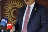 """Çelebi: """"AK Parti, bütçeleri faiz bütçesi olmaktan çıkarıp halkın bütçesi yaptı"""""""