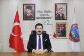 Ağrı Belediye Başkanı Savcı Sayan'dan teşekkür mesajı