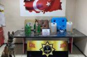 Ağrı'da İran plakalı 2 TIR'ın zulasında 91 kilo uyuşturucu ele geçirildi