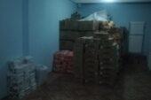 Ağrı'da bir depodan 200 bin TL değerinde malzeme çaldıkları iddia edilen şüpheliler yakalandı