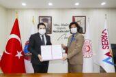Ağrı Belediyesi ile Serhat Kalkınma Ajansı (SERKA) arasında protokol imzalandı