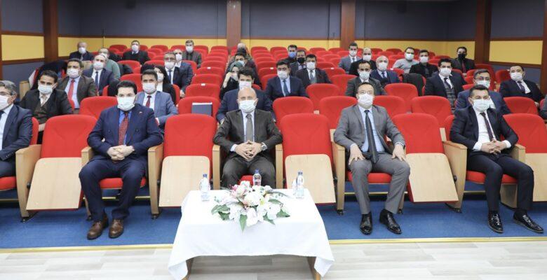 5 Yılda 750 Bin Koyun Projesi Değerlendirme Toplantısı Düzenlendi