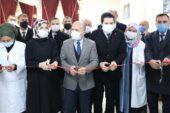 Nuh'un Kenti Kadın Kooperatifinin Üretim Alanı Açılış Programı Yapıldı