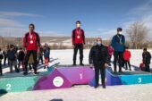 Ağrılı Kayakçılar Sezona İyi Başlangıç Yaptı