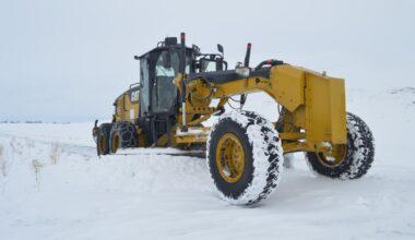 Ağrı'da 273 köy yolu ulaşıma kapandı
