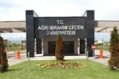 Ağrı İbrahim Çeçen Üniversitesi 21 Öğretim Görevlisi alacak