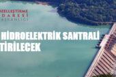 Tortum Hidroelektrik Santralinin Özelleştirilmesi Hakkında İhale İlanı