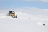 Ağrı'da 174 köy yolu ulaşıma kapandı