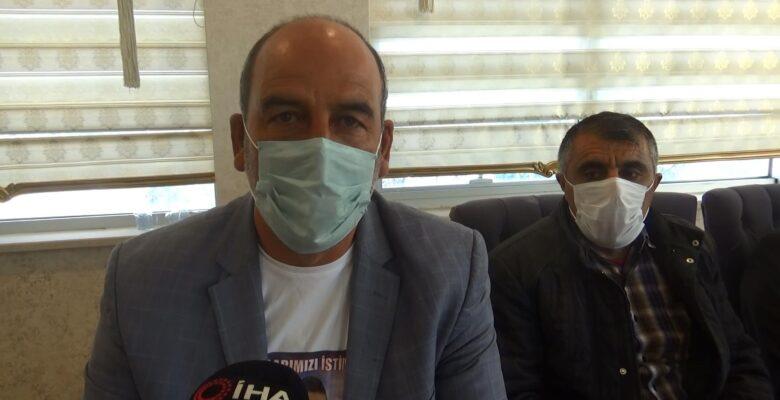 Ağrılı babadan, Gara'ya giden HDP'li vekil Taşdemir'e tepki