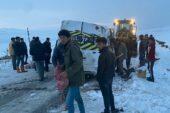 Diyadin'de trafik kazası; 5 yaralı