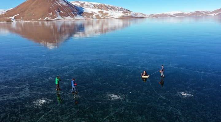 Balık Gölü Türkiye'nin önemli turizm merkezlerinden biri olma yolunda ilerliyor