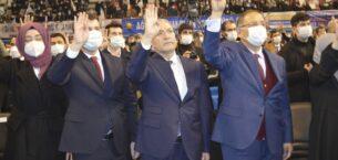 Ak Parti ağrı 7. Olağan il kongresi yapıldı