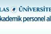 İstanbul Atlas Üniversitesi 80 Öğretim Üyesi alıyor