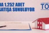Adana Sarıçam'da 1.252 adet konut satışa sunuluyor