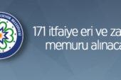 Muğla Büyükşehir Belediyesi 171 itfaiye eri ve zabıta memuru alacak