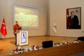 AİÇÜ'de 'Mehmet Akif ve Milli Ses' konferansı gerçekleştirildi