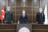 Ağrı'da 'Devlet Övünç Madalyası ve Beratı Tevcih Töreni' düzenlendi