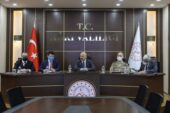Ağrı'da İnsan Ticareti ile Mücadele Koordinasyon Kurulu toplantısı düzenlendi