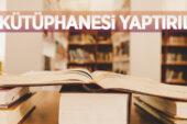 Bitlis'te halk kütüphanesi inşaatı yaptırılacak