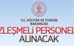 Kültür ve Turizm Bakanlığı 10 Sözleşmeli Bilişim Personeli alıyor