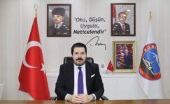 Başkan Sayan, Dünya Ağrılılar Günü'nü kutladı