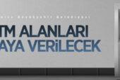 Manisa Büyükşehir Belediyesine ait 9 adet ATM alanı ihale ile kiraya verilecek