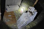 Ağrı'da baz istasyonlarından akü çalmaya çalışan hırsızlar yakalandı