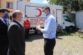 Türk Kızılay'ında Filistin'e yardım kampanyası