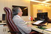 AİÇÜ, Türk Dünyası Dijital Vatandaşlık Projesi iş protokolünü imzaladı