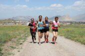 Türkiye Dağ Koşusu Şampiyonası İshak Paşa Sarayı'nda yapıldı