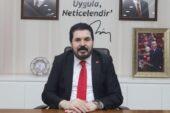 """Başkan Sayan: """"HDP ve PKK Kürtleri köleleştirmek istiyor"""""""