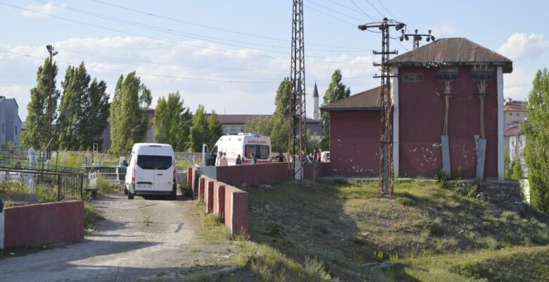 Ağrı'da elektrik akımına kapılan kişi hayatını kaybetti