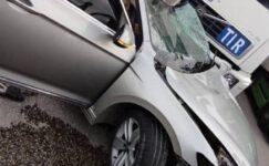 Ağrı'da trafik kazası; 1 ölü