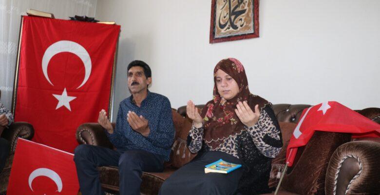 Bayram Malkan'ın ailesi buruk mutluluk yaşadı