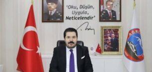 """Başkan Sayan, """"Asıl muhatap biz Kürtleriz"""""""