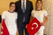 Tokyo Paralimpik Oyunlarında iki Ağrılı kardeş Türkiye'yi temsil edecek
