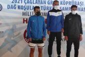 3 Ağrılı Sporcu Dünya Dağ Şampiyonasında