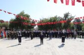 Ağrı'da 30 Ağustos Zafer Bayramı kutlandı