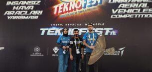 AİÇÜ'lü öğrenciler Türkiye birincisi oldu