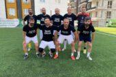 Kurumlar arası futbol turnuvasında Esnaf Sanatkarlar Odası takımı finale yükseldi