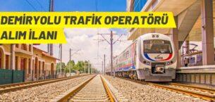 TCDD Demiryolu Trafik Operatörü alacak