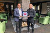 Oğuz Çetin, Ic Elit Kamp Projesi'ni destekleyecek