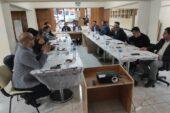 Ağrı'da STK'lar istişare için toplandı