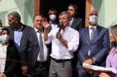 Gelecek Partisi genel Başkanı Davutoğlu Ağrı'da