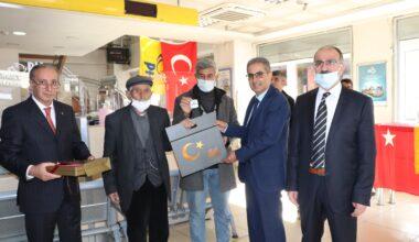 PTT'nin 181. kuruluş yıl dönümü Ağrı'da çeşitli etkinliklerle kutlandı